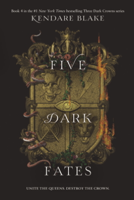 Five Dark Fates - Kendare Blake
