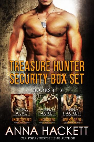 Treasure Hunter Security Box Set by Anna Hackett PDF Download