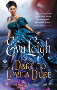 Dare to Love a Duke - Eva Leigh pdf download