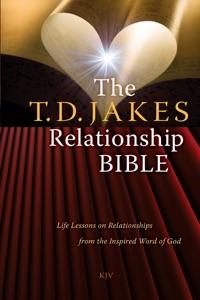 The T.D. Jakes Relationship Bible - T.D. Jakes pdf download