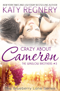 Crazy about Cameron, The Winslow Brothers #3 - Katy Regnery pdf download