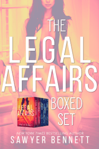 The Legal Affairs Boxed Set - Sawyer Bennett pdf download