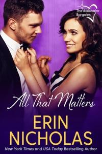All That Matters - Erin Nicholas pdf download