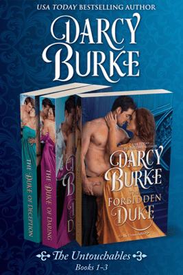 The Untouchables Books 1-3 - Darcy Burke pdf download