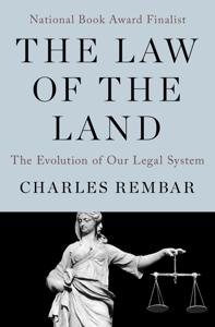 The Law of the Land - Charles Rembar pdf download