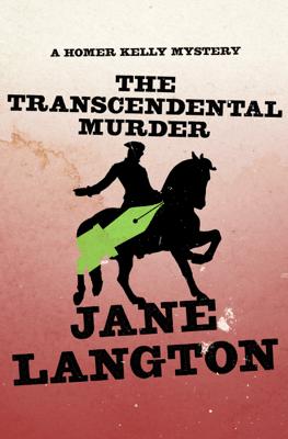The Transcendental Murder - Jane Langton pdf download