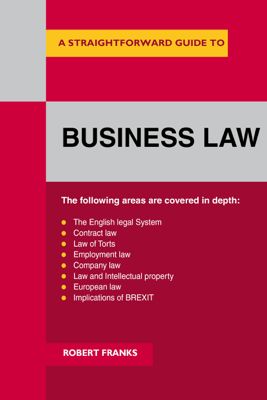 Business Law - Robert Franks