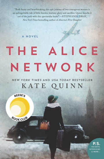 The Alice Network by Kate Quinn PDF Download