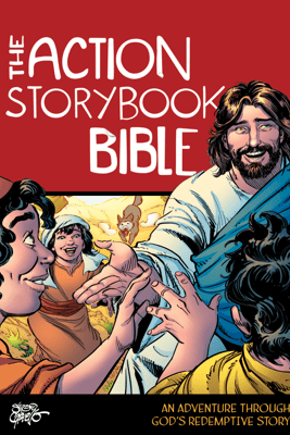 The Action Storybook Bible - Catherine DeVries & Sergio Cariello
