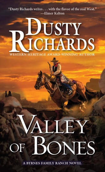 Valley of Bones by Dusty Richards PDF Download