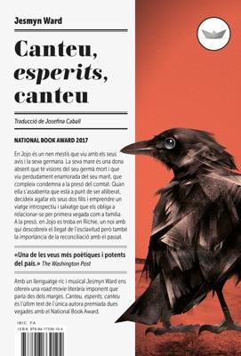 Canteu, esperits, canteu - Jesmyn Ward pdf download
