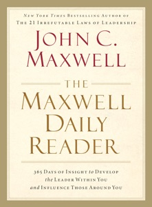 The Maxwell Daily Reader - John C. Maxwell pdf download