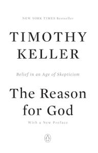 The Reason for God - Timothy Keller pdf download