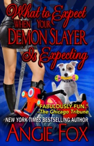 What to Expect When Your Demon Slayer is Expecting - Angie Fox pdf download