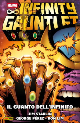 Infinity Gauntlet (1991) - Jim Starlin, George Pérez & Ron Lim pdf download