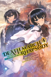Death March to the Parallel World Rhapsody, Vol. 4 (light novel) - Hiro Ainana pdf download