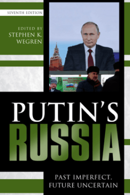 Putin's Russia - Stephen K. Wegren