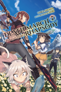 Death March to the Parallel World Rhapsody, Vol. 7 (light novel) - Hiro Ainana pdf download