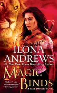 Magic Binds - Ilona Andrews pdf download