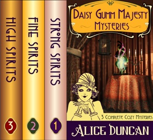 The Daisy Gumm Majesty Boxset (Three Complete Cozy Mystery Novels in One) - Alice Duncan pdf download