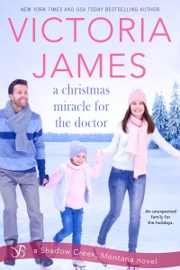 A Christmas Miracle for the Doctor - Victoria James pdf download