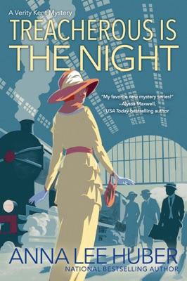 Treacherous Is the Night - Anna Lee Huber pdf download