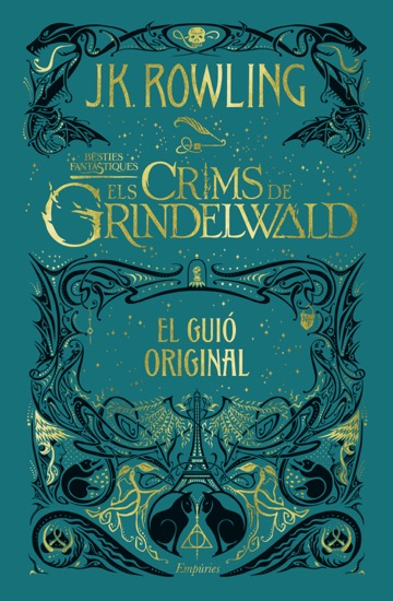 Els crims de Grindelwald by J.K. Rowling pdf download