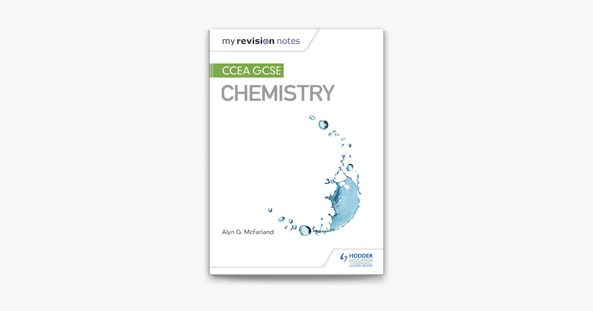 ‎My Revision Notes: CCEA GCSE Chemistry on Apple Books