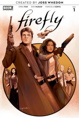 Firefly #1 - Greg Pak