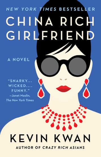 China Rich Girlfriend by Kevin Kwan pdf download