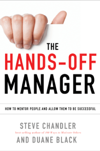 The Hands-Off Manager - Steve Chandler pdf download