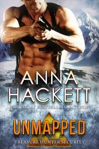 Unmapped (Treasure Hunter Security #6) - Anna Hackett pdf download