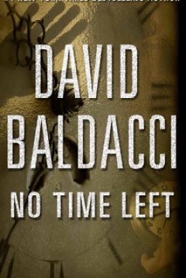 No Time Left - David Baldacci