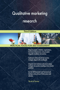 Qualitative marketing research Third Edition - Gerardus Blokdyk pdf download