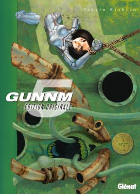 Gunnm - Édition originale - Tome 05 - Yukito Kishiro pdf download