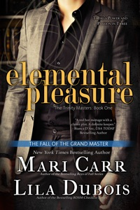Elemental Pleasure - Lila Dubois & Mari Carr pdf download