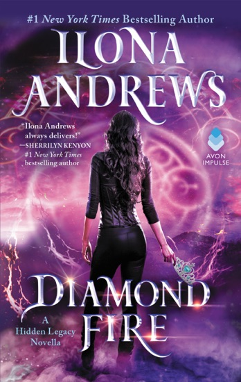 Diamond Fire by Ilona Andrews pdf download