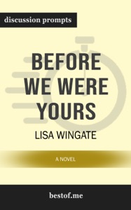 Before We Were Yours: A Novel by Lisa Wingate - Lisa Wingate pdf download
