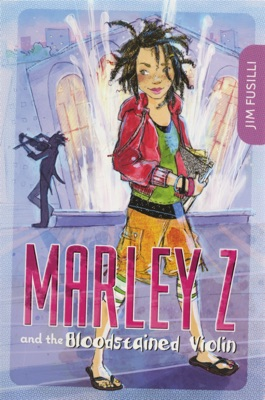 Marley Z and the Bloodstained Violin - Jim Fusilli pdf download