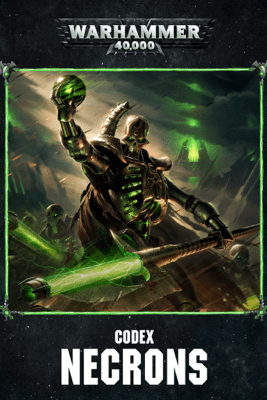 Codex: Necrons Enhanced Edition - Games Workshop
