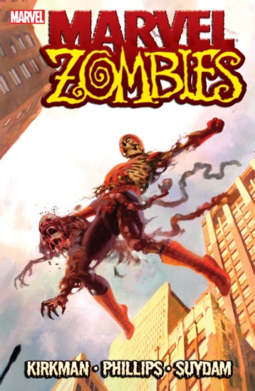 Marvel Zombies by Robert Kirkman & Sean Phillips PDF Download
