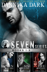 The Seven Series Boxed Set (Books 1-3) - Dannika Dark pdf download