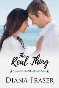 The Real Thing (Book 1, The Mackenzies--Guy) - Diana Fraser pdf download