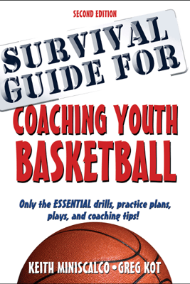 Survival Guide for Coaching Youth Basketball - Keith Miniscalco