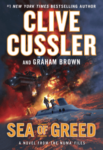 Sea of Greed - Clive Cussler & Graham Brown pdf download