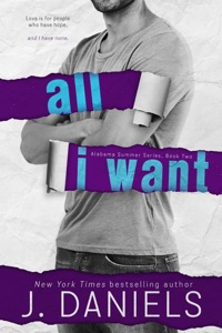 All I Want - J Daniels pdf download