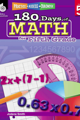 180 Days of Math for Fifth Grade: Practice, Assess, Diagnose - Jodene Smith