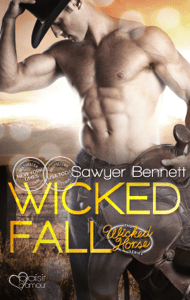 The Wicked Horse 1: Wicked Fall - Sawyer Bennett pdf download