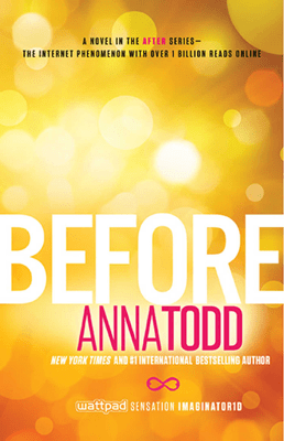 Before - Anna Todd pdf download