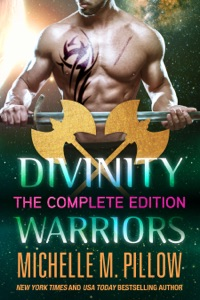 Divinity Warriors Books 1 - 4 Box Set - Michelle M. Pillow pdf download